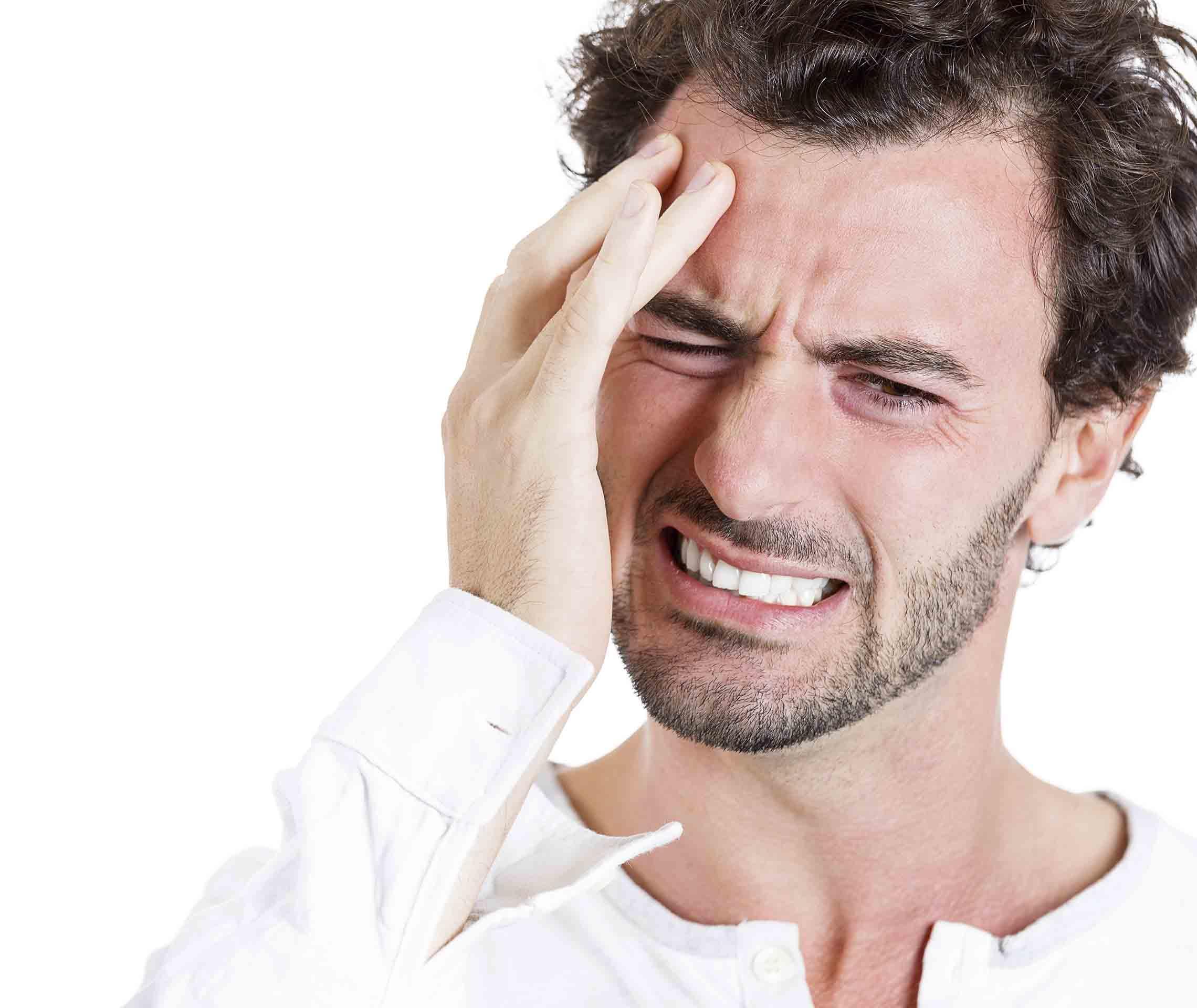 Cluster-Kopfschmerzen: Symptome & was hilft   Leben & Migräne