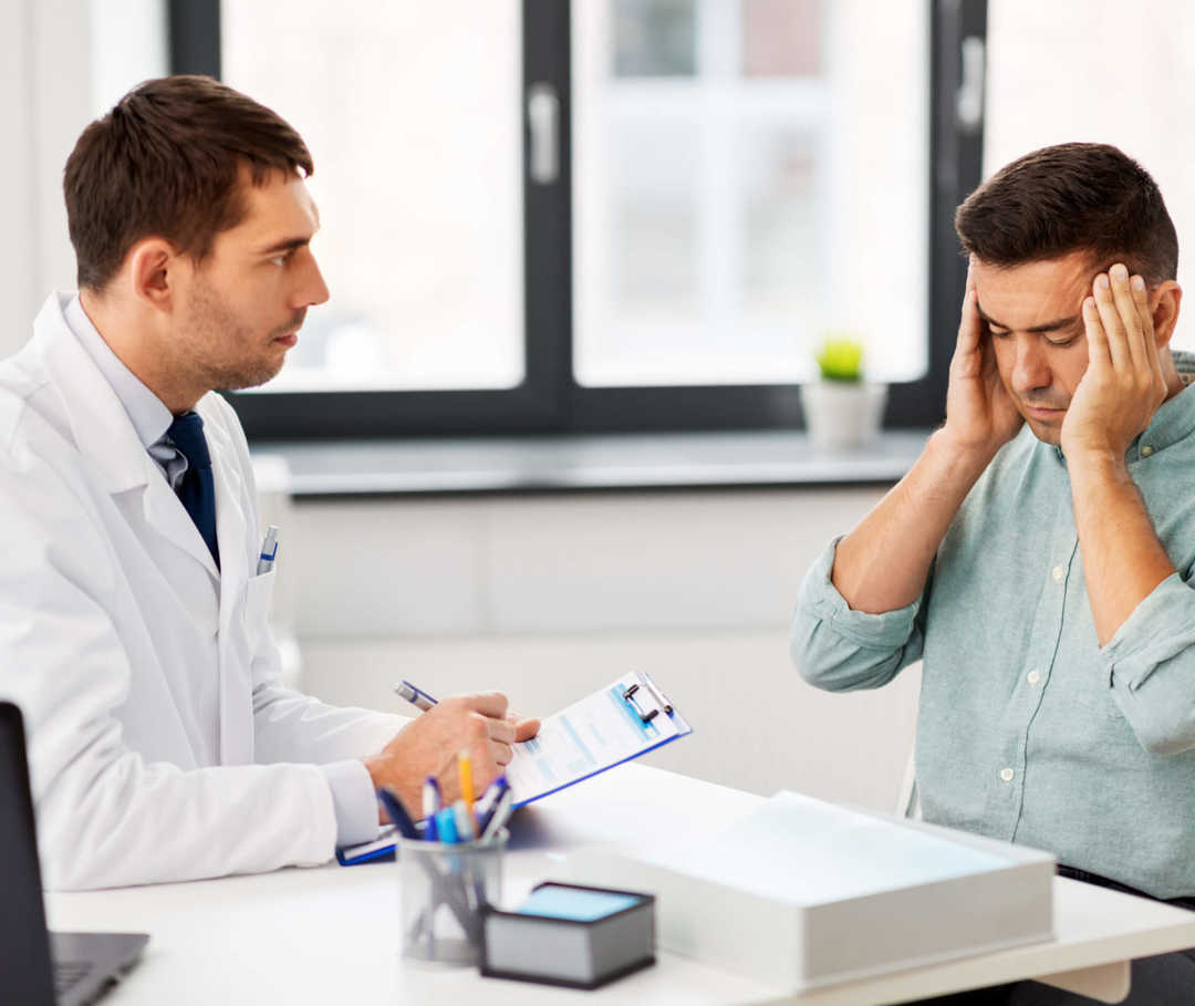 Kopfschmerzen onanieren